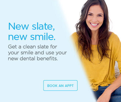 Valley Modern Dentists - New Year, New Dental Benefits