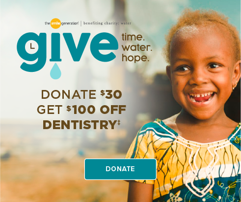 Donate $30, Get $100 Off Dentistry - Valley Modern Dentists